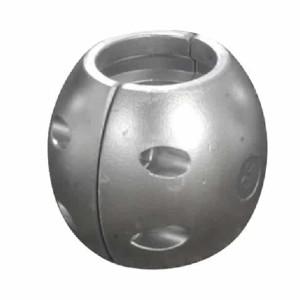 Schroefasanode rond 25 mm Harlingen Lauwersoog