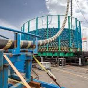 Carouselnetwerk offshore vangnet veiligheidnet