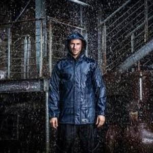 regen kleding pu regenbroek regenjas harlingen
