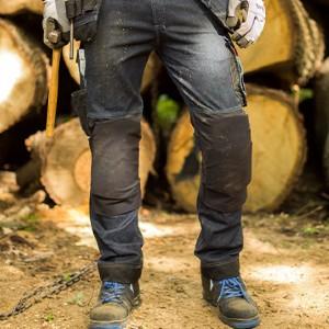 dassy werkbroek spijkerbroek kortebroek werkkleding bedrijfskleding harlingen